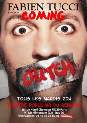"""Coming Outch"" Fabien Tucci {JPEG}"