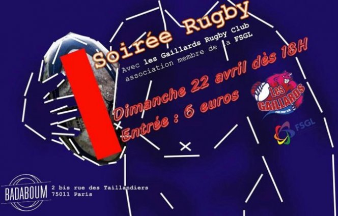 Tea Dance Rugby des Gaillards {JPEG}